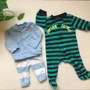 🚛 MOVING SALE 🚛Carters newborn boy bundle